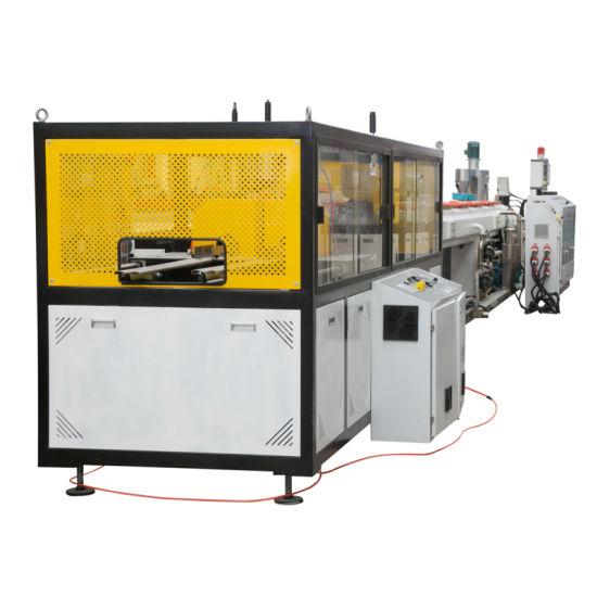 Convenient and Quick Automation PVC Plastic Glazed Roof Tile Extrusion Line