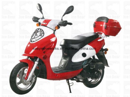 Zhenhua Pmz150-6n 150cc Motorcycle Cdi Elec Disc EPA Stroke