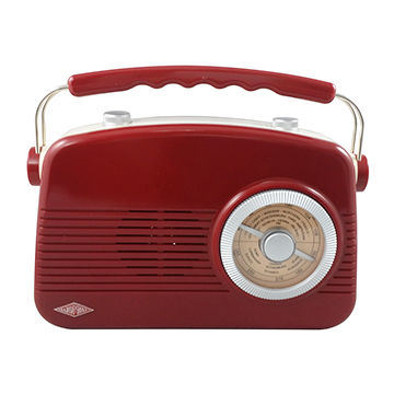 New Model Retro Am FM Radio