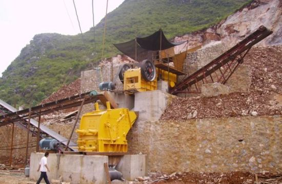 Stone Making Plant, Stone Breaker, Stone Breaking Plant, Stone Crushing Plant pictures & photos