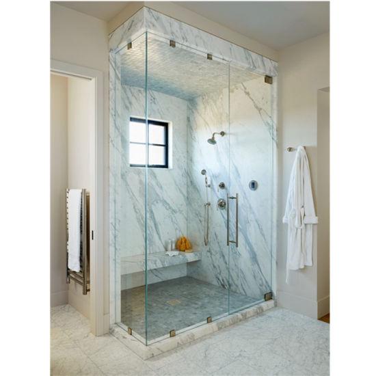 Room Aluminum Frame Shower Glass Door, Glass Door For Bathroom