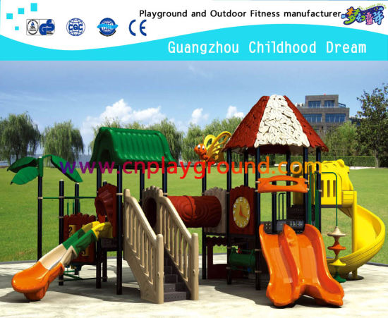 Playground Equipment Factory Sales Playground for Amusement Park (HA-07801) pictures & photos