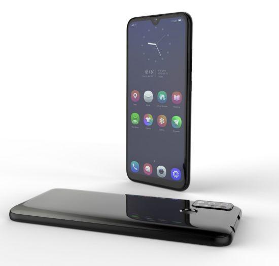 Fingerprint unlock smart phone 6.088 inch 4G mobile phone smartphones support OEM / ODM for your brand