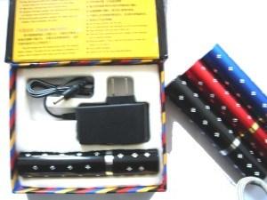 Yt-1112 Ladies Self Defense Device Flashlight