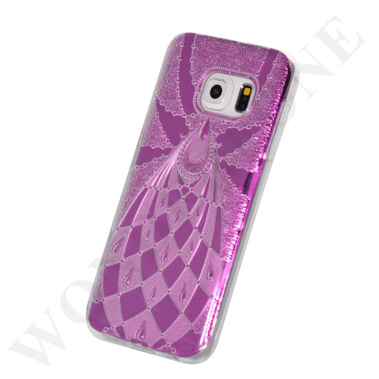 China Factory New Design for 2 in 1 Mobile Phone TPU Case