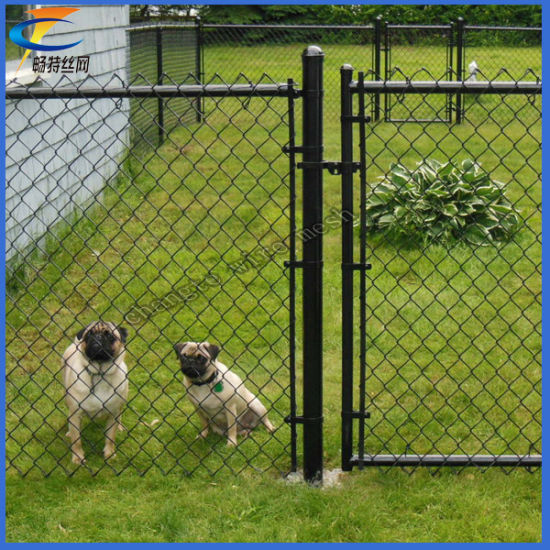 Good Supplier Wholesale PVC Coated Chain Link Wire Mesh