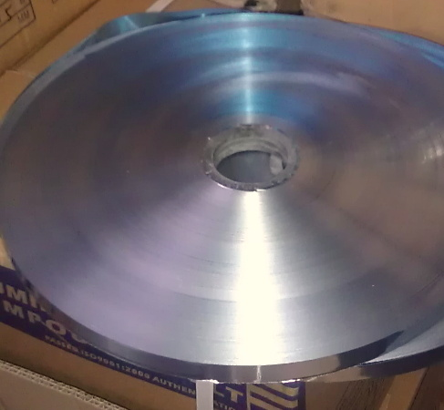 Aluminum Mylar Tape for Cable pictures & photos
