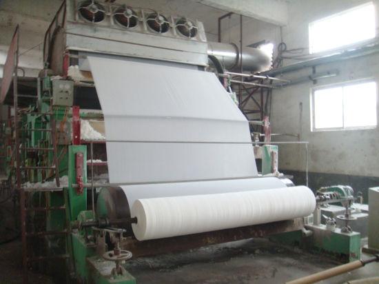 China Cotton Tissue Paper, Waste Sugar Cane Bagasse Paper Making