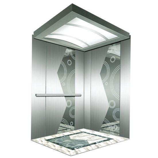 Vvvf Machine Room Residential Building Passenger Elevator Price