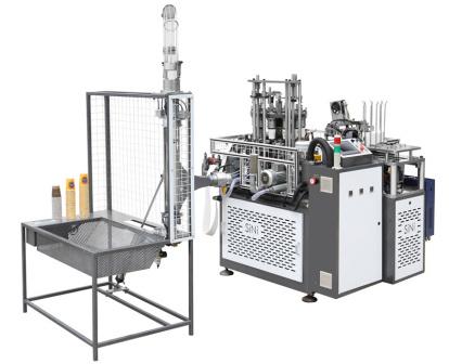 Jbz-22D Paper Cup Forming Machine
