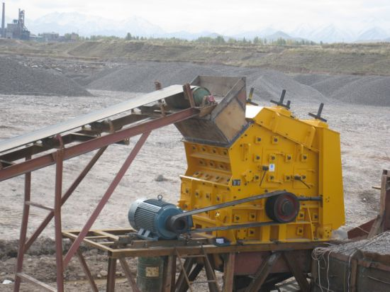 High Efficient Impact Crusher for Quarry Stone Crushing Plant pictures & photos