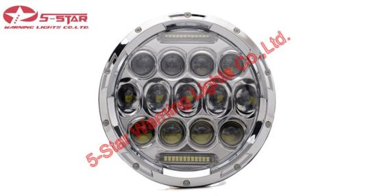 75W CREE Jeep Head Light pictures & photos