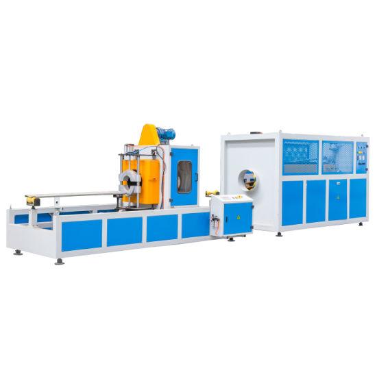 Plastic UPVC CPVC PVC PE HDPE PPR Pipe Extrusion Production Machine Hose Tube Corrugated Pipe Making Machine