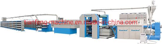 High-Speed Flat Yarn Extruder Machine