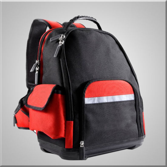 Tool Functional Rucksack Backpack Big Storage with Laptop Compartment