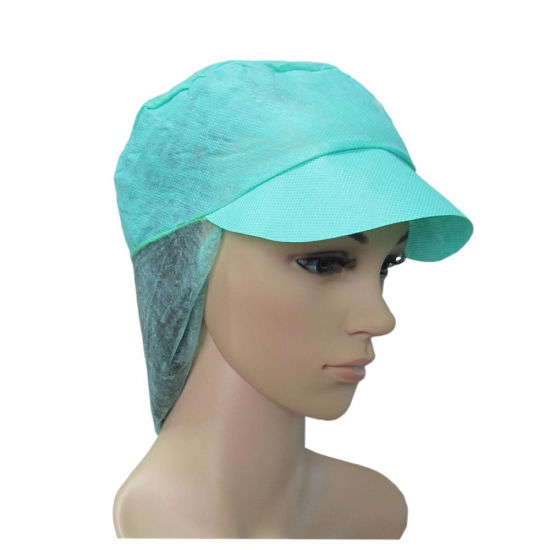 Disposable Lady Non-Woven Worker Cap