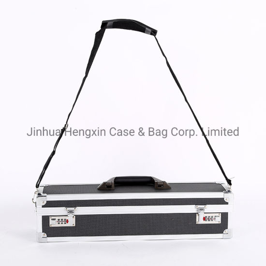 Professional Knief Tool Storage Box Multi-Function Aluminum Tool Case Hx-Wt01