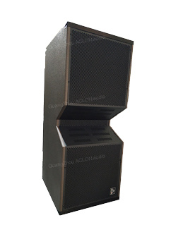 Wholesales DJ Dual 12inch Professional Line Array Speakers