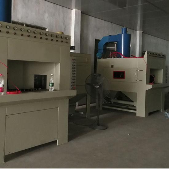 Automatic Turntable Abrasive Blast Cabinet Sandblasting Machine for Sale