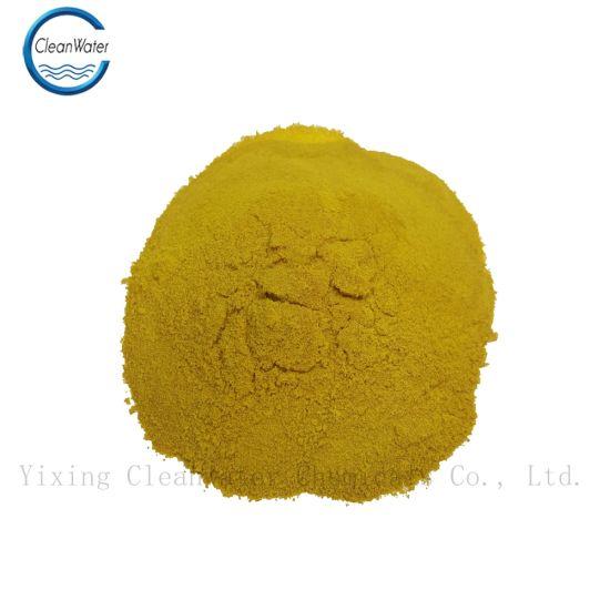 Inorganic Chemical Industries in Vietnam Poly Aluminium Chloride PAC