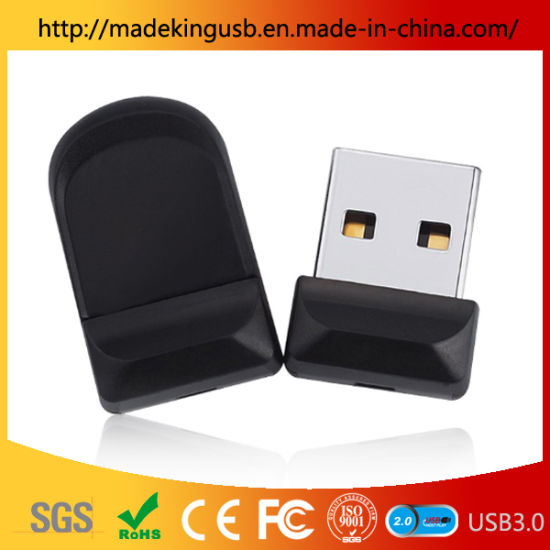 Wholesale Plastic Thumb Ultra Small Mini Car USB Flash Drive pictures & photos