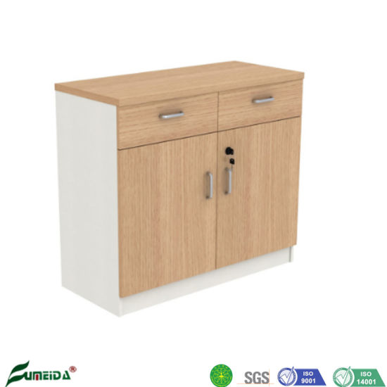Standing Office Furniture File Cabinet, Office Furniture Wooden Filing Cabinets