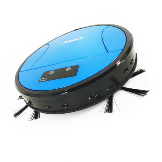 Sweeper Robot Industrial Wet Mop Robot Vacuum Cleaner with Water