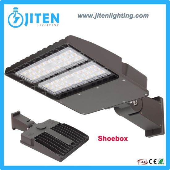 Shoe Box 150W LED Outdoor Street Lamp Industrial SMD Road Lighting Flood Tunnel Light LED Street Light with IP67 Waterproof