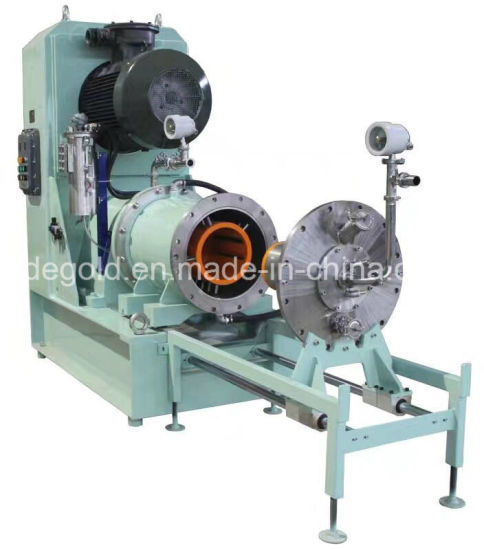 Degold 60 Liters Pin Type Nano Horizontal Bead Mill pictures & photos