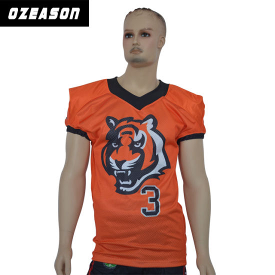 brand new b1219 b93f1 China OEM Professional American Football Practice Jersey ...
