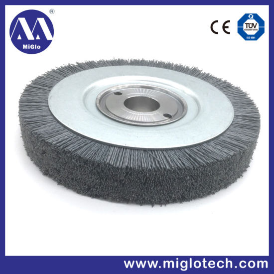 Customized Abrasive Brush Industrial Brush Tube Brush for Debarring Polishing All Tool (WB-200008) pictures & photos