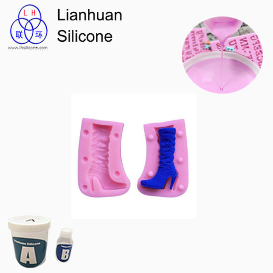 RTV Silicon Rubber for Mold Making Wax Mold Duplication