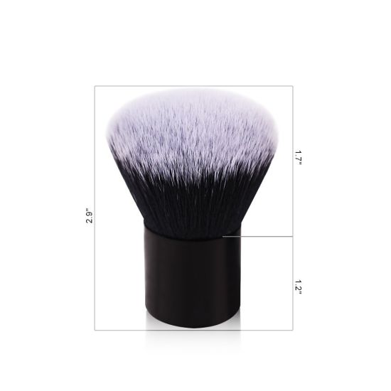 Soft Large Foundation Make up Tool Kabuki Powder Brush pictures & photos