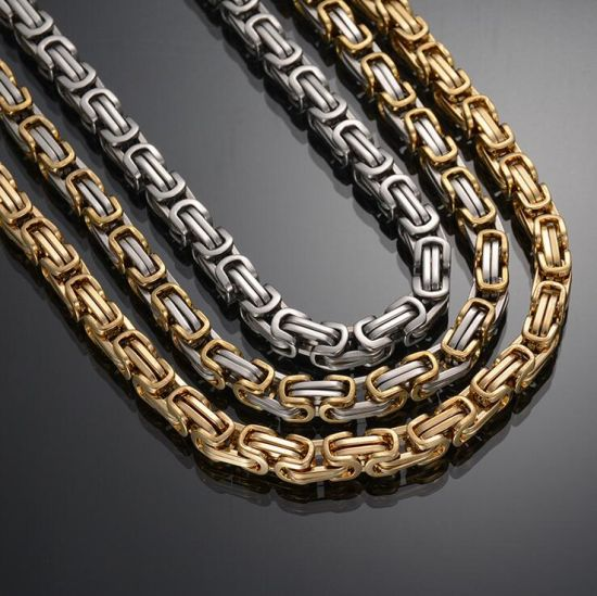 img cat bands chains wedding white necklaces gold