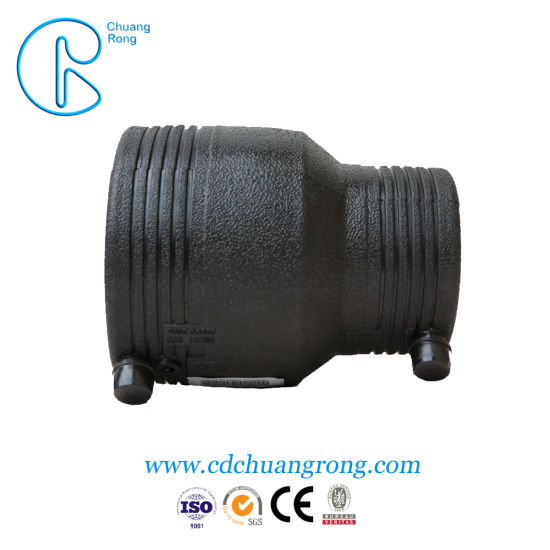 PE Pipe Fittings Electrofusion Connectors for Oil Pipe pictures & photos