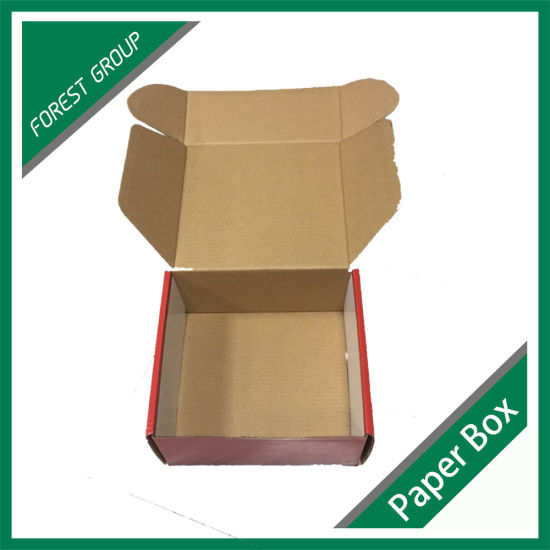 Custom Folded Cheap Cardboard Shipping Box pictures & photos