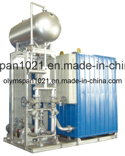 China Electric Heating Heat Transfer Fluid Boiler (YDW) - China ...