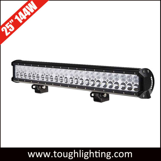 China double row roof mounted 144w 24 inch cheap led light bars double row roof mounted 144w 24 inch cheap led light bars mozeypictures Choice Image