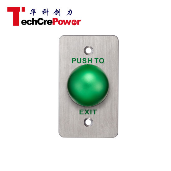 EL-808A Door Release with Stainless Steel Palte Special Designed RFID Switch Push Button Press Button pictures & photos