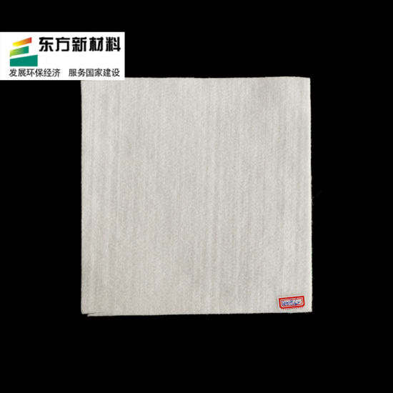 Chinese Suppliers Needle Punched High Strength Non Woven Impermeable Geotextile