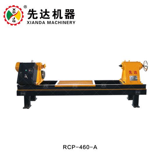 China Xianda Balustrade Pillar Vase Stone Lathe Polishing Machine