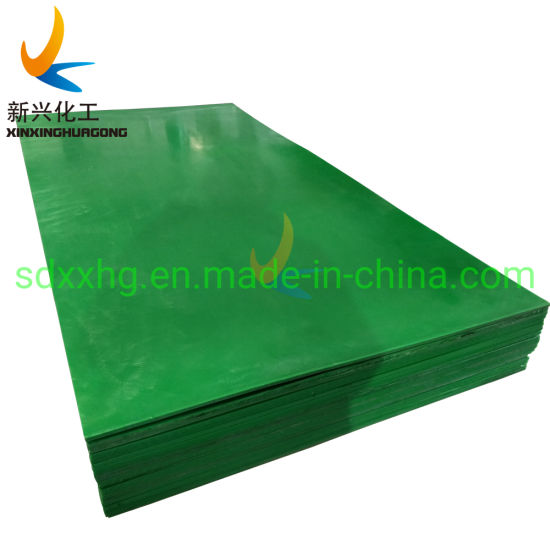 100% Virgin UHMWPE Sheet, UHMWPE Board, Polyethylene Plate pictures & photos