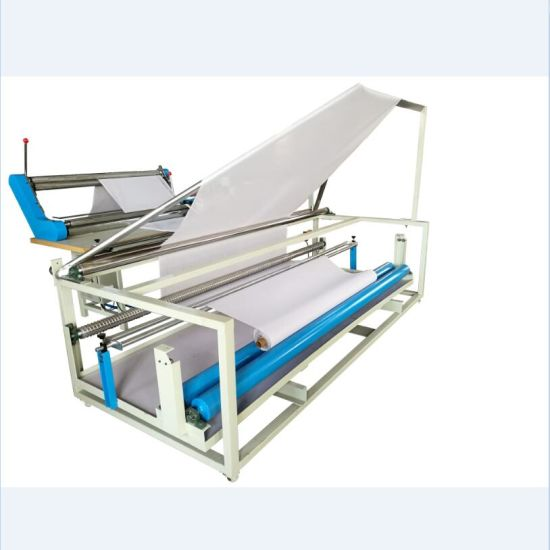 Automatic Fabric Folding Ironing Machine