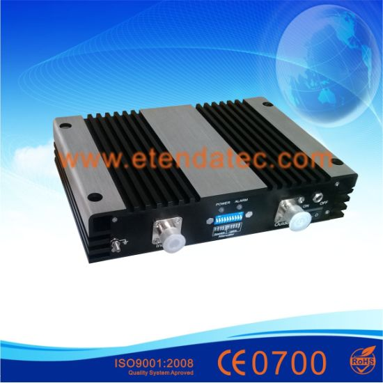 China 20dBm 70dB GSM 900MHz Band Selective Cellular Amplifier
