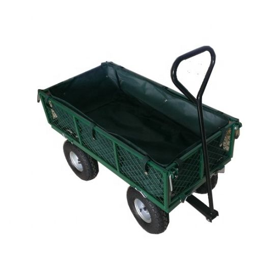 Aluminum Hand Trolley, Multi-Function Foldable Trolley Luggage Cart