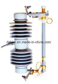 Drop out Fuse/ Porcelain Outdoor Drop out Fuse/ Switch Cutout for Short Circuit Protection with Drop out Function/Arrester