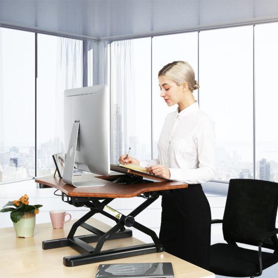 Loctek New Corner Desk Risers, Converters, Aluminum Laptop Desk