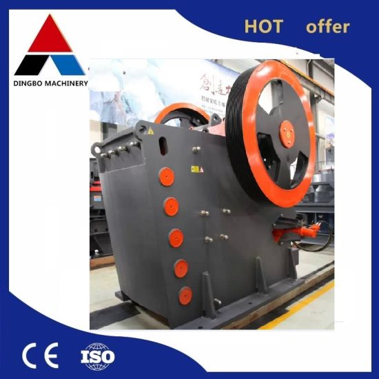 Pew High Efficient Jaw Crusher/Stone Crusher/Crushing Machine pictures & photos