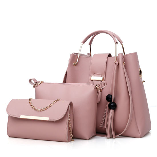 7bd6eabdcd Wholesale 3PCS Set Bag Designer Handbag for Women Bag 3 Set pictures    photos