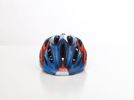 Supplier Wholesale Size 56 62cm EPS PC LED Child Bike Helmets MH